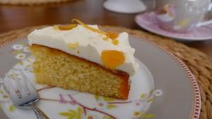 Orangen-Zitronen-Torte 2