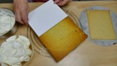 Limetten-Kokos-Torte 6