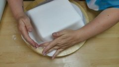 Limetten-Kokos-Torte 26