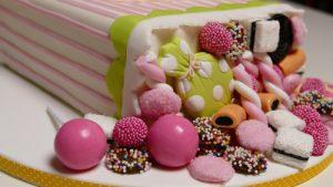 Limetten-Kokos-Torte 3