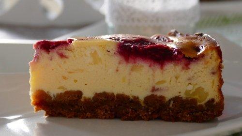 Himbeer-Cheesecake – fruchtiger Käsekuchen