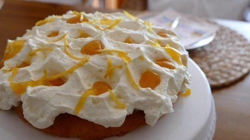 Orangen-Zitronen-Torte – fruchtig und saftig