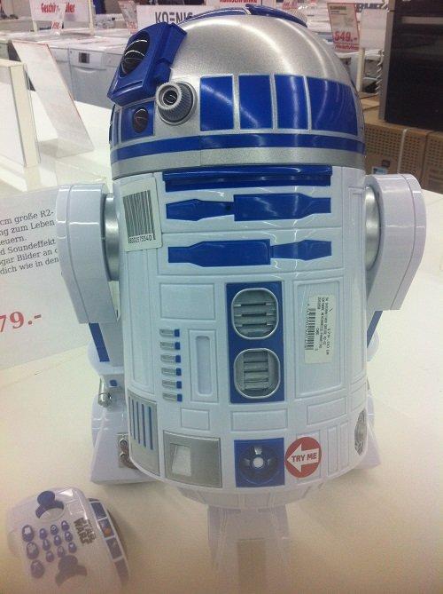 Nicoles Zuckerwerk I R2d2 Star Wars Torte