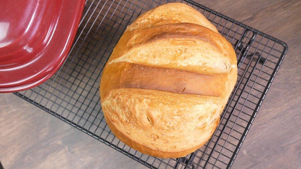 Weizenkrüstchen – lecker knuspriges Weizenbrot