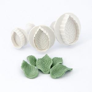 Nicoles Zuckerwerk Dekofee Ausstecher Blätter