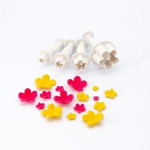 Nicoles Zuckerwerk Dekofee Ausstecher Gänseblümchen
