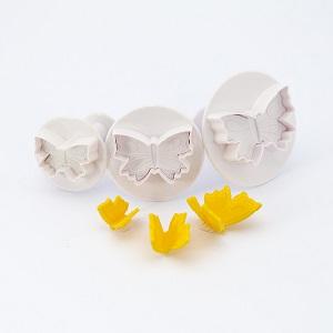 Nicoles Zuckerwerk Dekofee Ausstecher Schmetterlinge