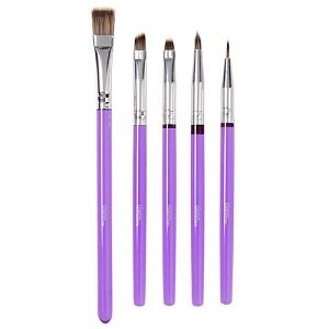Nicoles Zuckerwerk Wilton Dekorationspinsel 5er Set