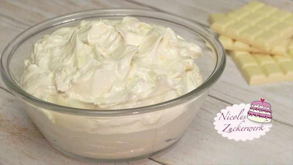 Italien Meringue Buttercream Frosting I Recipe in English Language