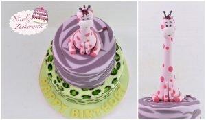 Nicoles Zuckerwerk Fantasy Safari Torte