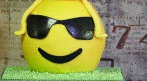 Nicoles Zuckerwerk Emoji-Torte 4