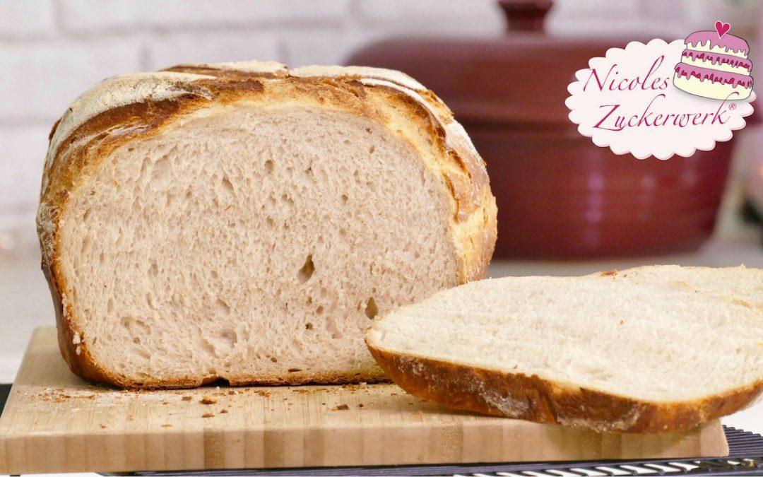 Kartoffelbrot I so lecker und knusprig I Kartoffelpüree verwerten