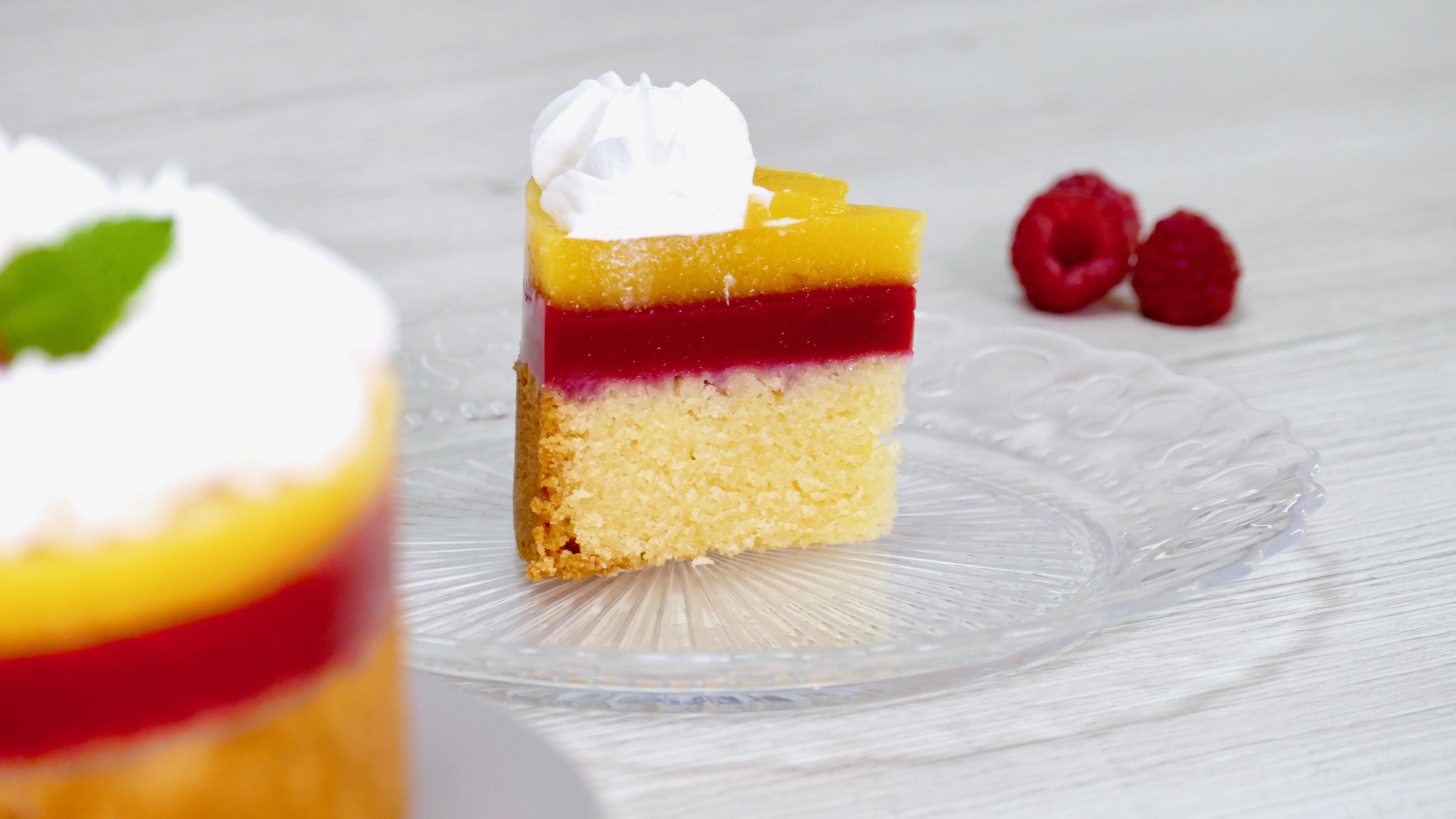 Nicoles Zuckerwerk Vegane Fruchttorte Einfach Und Lecker
