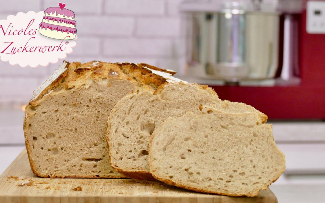 Mischbrot I Brot einfach selbst backen