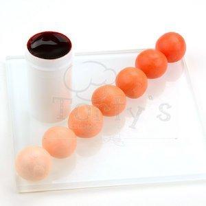 Nicoles Zuckerwerk Torty´s Farbpaste Apricot 25g