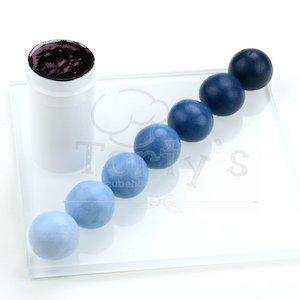 Nicoles Zuckerwerk Torty´s Farbpaste Nachtblau 25g