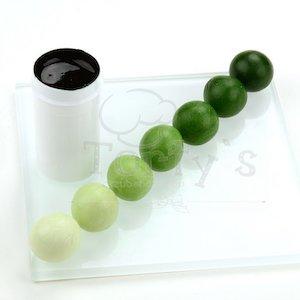 Nicoles Zuckerwerk Torty´s Farbpaste olivegrün 25g