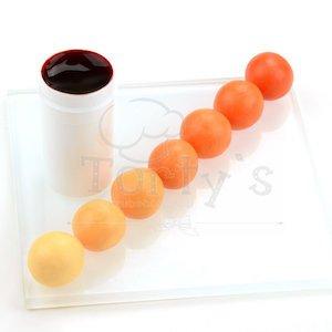 Nicoles Zuckerwerk Torty´s Farbpaste orange 25g