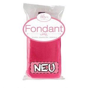 Nicoles Zuckerwerk Torty´s Fondant pink 250g