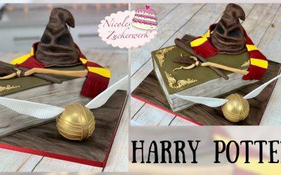 Harry Potter Motivtorte