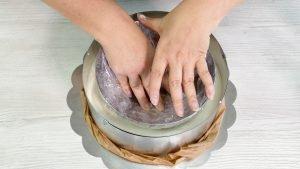Nicoles Zuckerwerk No bake Pfirsich Maracuja Torte Arbeitsschritte