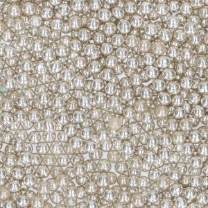 Nicoles Zuckerwerk Streuselbox Zuckerstreusel Zuckerperlen Metallic Silber 2mm