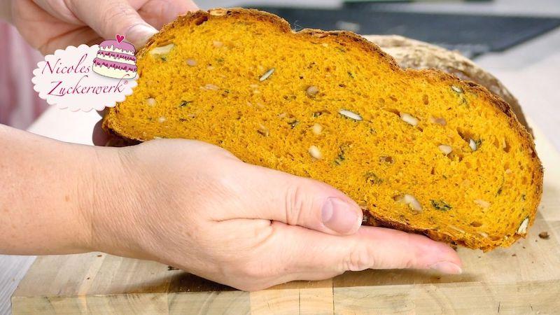 Kürbis-Brot