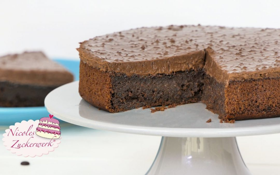 Lock Down Cake | Schokokuchen aus NUR 3 Zutaten