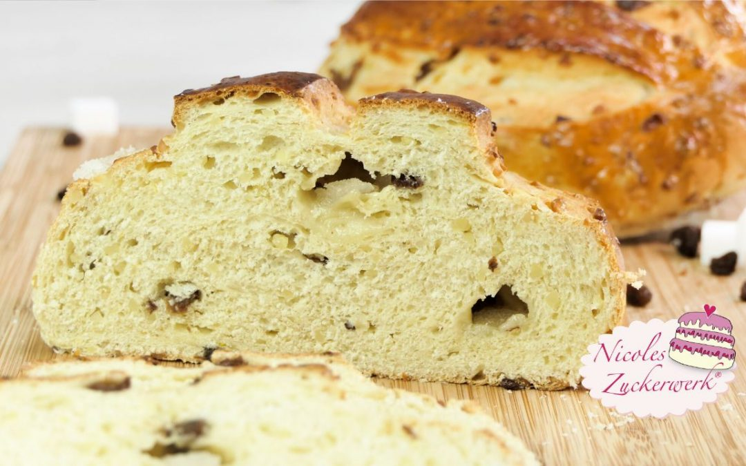 Poschweck – traditionelles Aachener Osterbrot