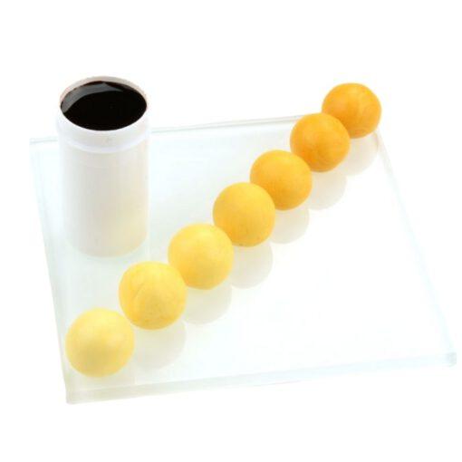 Nicoles Zuckerwerk Shop Lebensmittelfarbe Pastenfarbe Bernstein