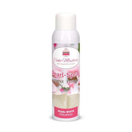 Nicoles Zuckerwerk Shop Pearl-Spray Perlweiß