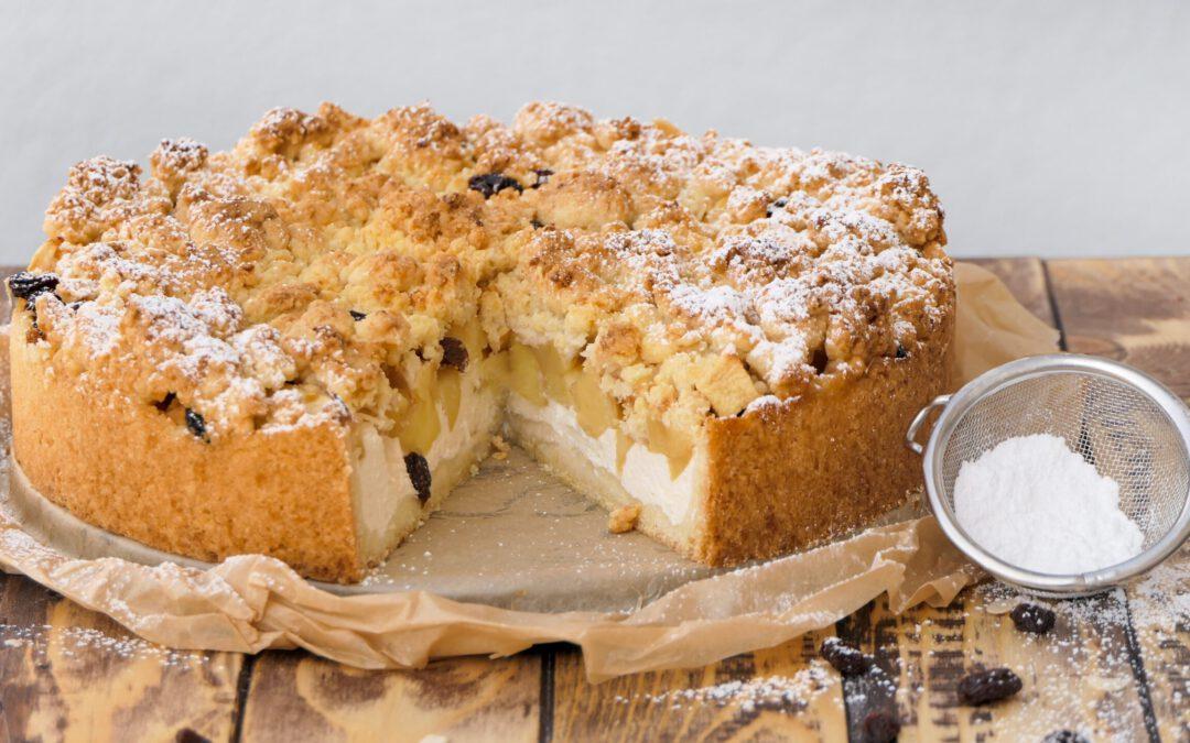 Ruck-Zuck Apfelkuchen