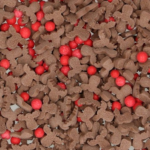 Nicoles Zuckerwerk Shop Zuckerstreusel Rentier Mix